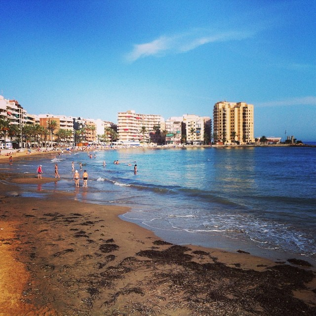 Torrevieja - now - from Instagram