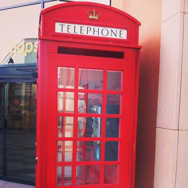 Phone box - from Instagram