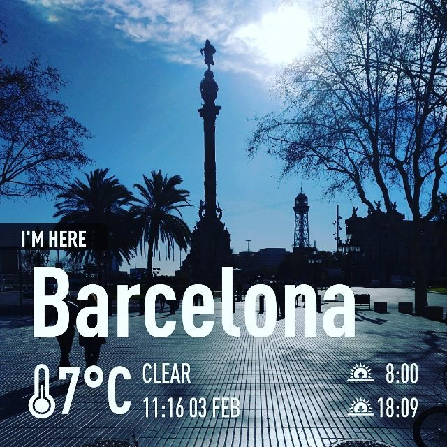 Yes, it's cold#autohash #Barcelona #Spain #Catalunya #dawn #outdoors #dusk #tree #sunset #silhouette #travel #traveling #visiting #instatravel #instago #dark #architecture #sky #tower #nature #city #grave #light #tallest #tourism - from Instagram