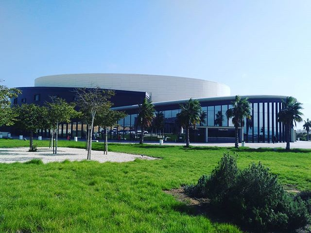 #autohash #Torrevieja #Spain #ComunidadValenciana #architecture #tree #outdoors #grass #sky #building #travel #traveling #visiting #instatravel #instago #house #landscape #lawn #daylight #tourism #city #park #museum #summer #home #modern - from Instagram