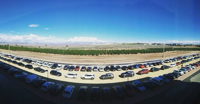 #panorama #autohash #Torrevieja #Spain #ComunidadValenciana #travel #traveling #visiting #instatravel #instago #sky #outdoors #panoramic #landscape #architecture #water #tourism #vehicle #sea #sight #city #summer #industry #daylight #saltlake #salinas #salt #sal - from Instagram