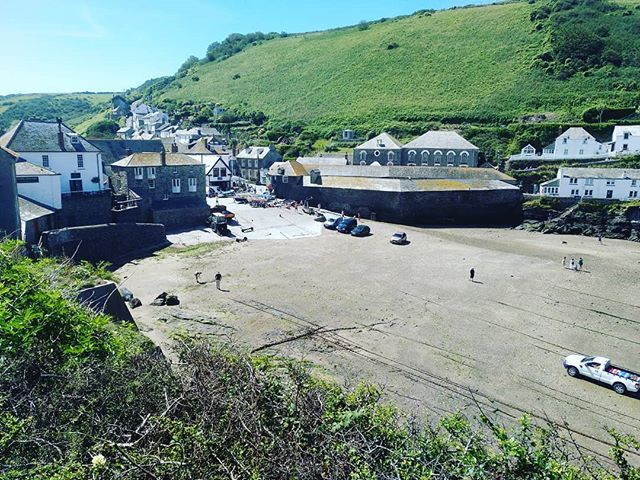 Port Isaac / Doc Martin - from Instagram