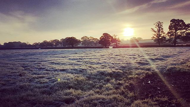 #autohash #UnitedKingdom #bagber #England #water #landscape #sunset #sky #nature #dawn #outdoors #tree #lake #dusk #evening #cloud #panoramic #travel #traveling #visiting #instatravel #instago #sun #river #winter #season #frost #ice - from Instagram