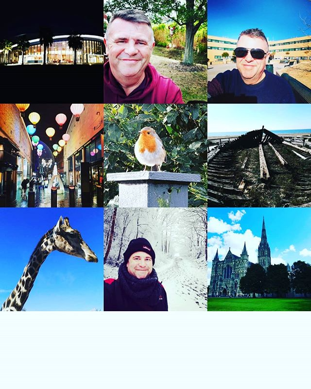 My Top9 pictures on Instagram in 2019. Thanks for being there x - from Instagram